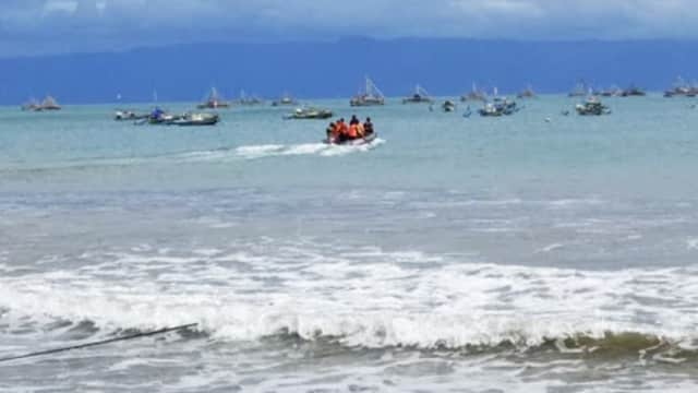 7 ABK KM Arung Samudera yang Tenggelam Belum Ditemukan