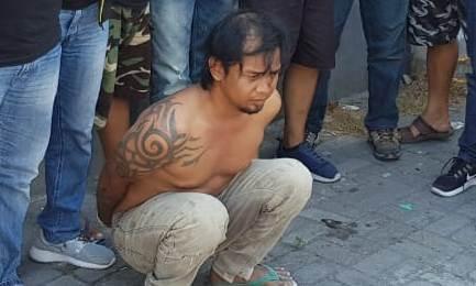 Buronan Kasus Curat dari Jawa Tengah Tertangkap di Bali