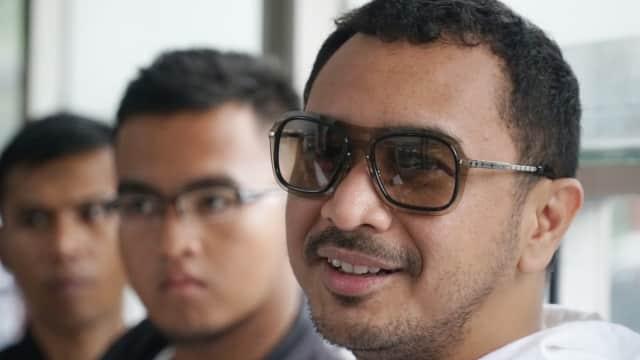 Giring 'Nidji' Didaulat Jadi Duta Angkot
