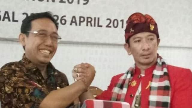 Kasus Lawan Satpol PP,  Calon DPD Ketut Ismaya Dilimpahkan ke Kejari Denpasar