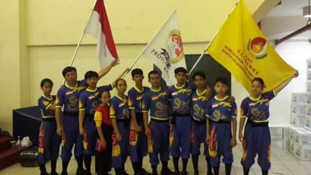 Bali Wakili Indonesia di Ajang Malaysia World Dragon and Lion Dance Championship