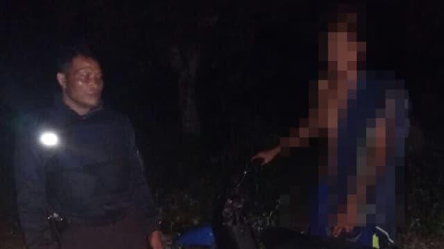 Dihampiri Tim Patroli Malam Dini Hari, 2 Pemuda Kabur ke Semak-semak