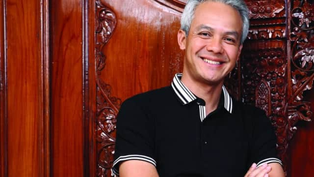 Dukungan Kemenangan atas Ganjar Pranowo