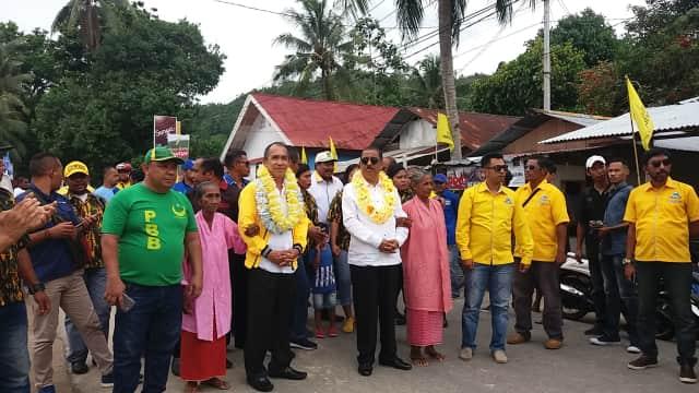 "Golkar Yakin ""SANTUN"" Paslon Gubernur Maluku Berpengalaman"