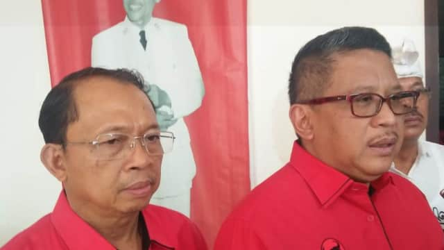 PDIP Menang di Pilgub Bali, Hasto Bersiap Menari Kecak 3 Jam Penuh