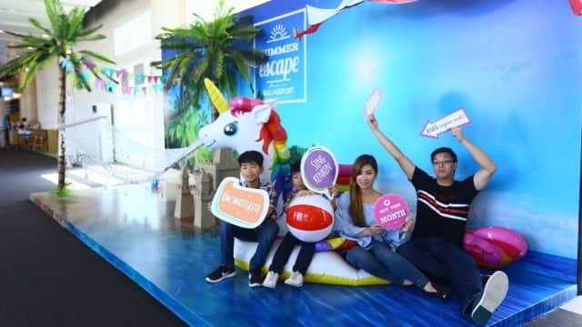 Bandara Ngurah Rai Ubah Suasana Sambut Liburan Musim panas