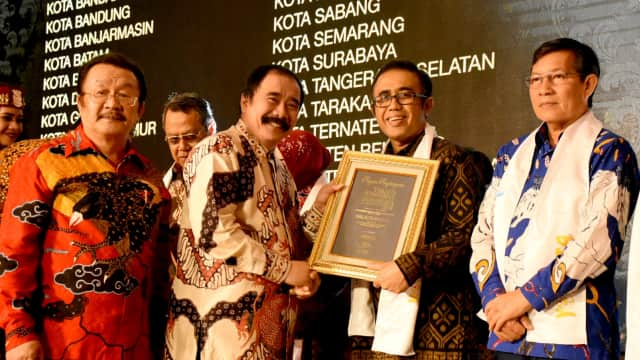Denpasar  Masuk 10 Kota Terbaik Wonderful Indonesia Torism Awards