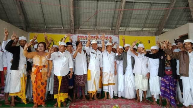 Rai Mantra Tetap Berkomitmen Beri Bantuan Rp500 Juta untuk Desa Adat