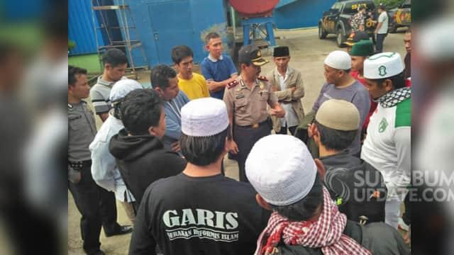 Sweeping FPI ke Pabrik di Sukabumi soal Jam Kerja Buruh Berujung Ricuh