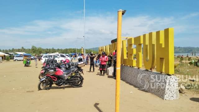 Dikotori Sampah, Pemdes Ciwaru Sukabumi Bakal Gelar Bersih-bersih Pantai Palangpang