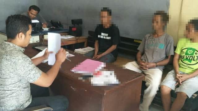 Suami Istri Jual Anak 17 Tahun ke Hidung Belang Seharga Rp. 200.000