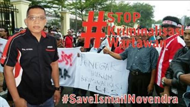 Insiden Padang dan Cilangkap Menggerakkan Solidaritas Pers Indonesia