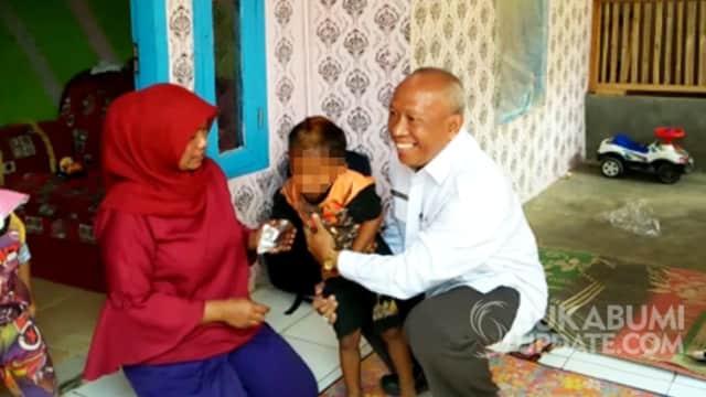Balita Asal Sukabumi yang Kecanduan Rokok Sudah 2 Hari Berhenti