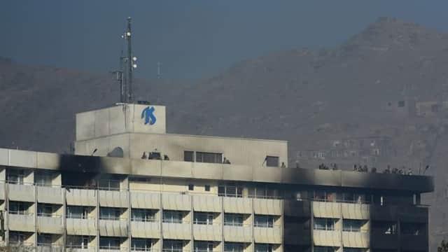 Pengepungan Hotel di Afghanistan Berakhir dalam 17 Jam, 18 Orang Tewas