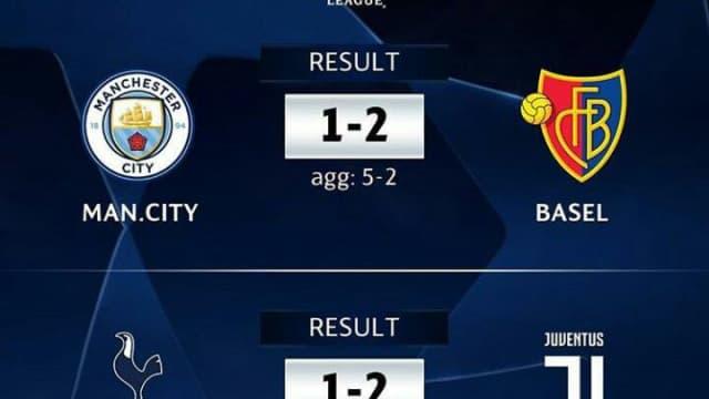 Liga Champions 16 Besar Leg 2 Day 2 Berlangsung Sengit