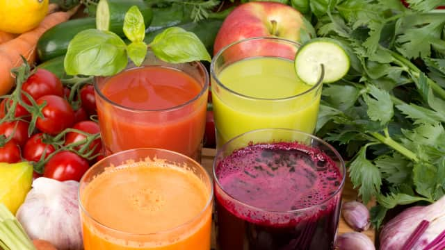 4 Jenis Sayuran yang Paling Sehat untuk Dibuat Jus