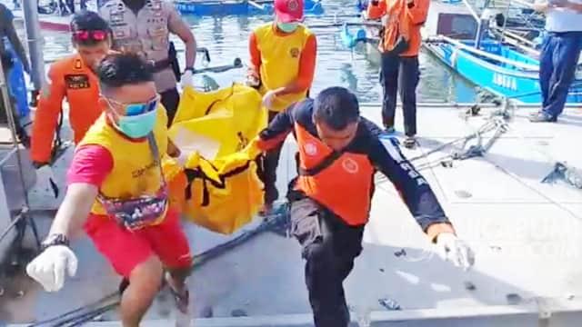 Korban Tewas di Pantai Palabuhanratu Sudah Tiga Orang
