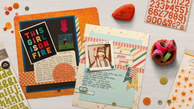 Berikan Hadiah Scrapbook Untuk Orang Terspesialmu