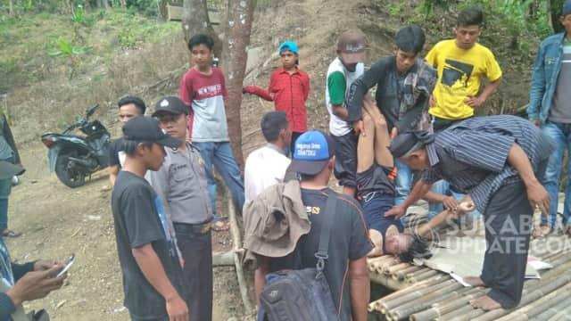 Warga Tangerang Tewas Akibat Tenggelam di Sungai Cimarinjung