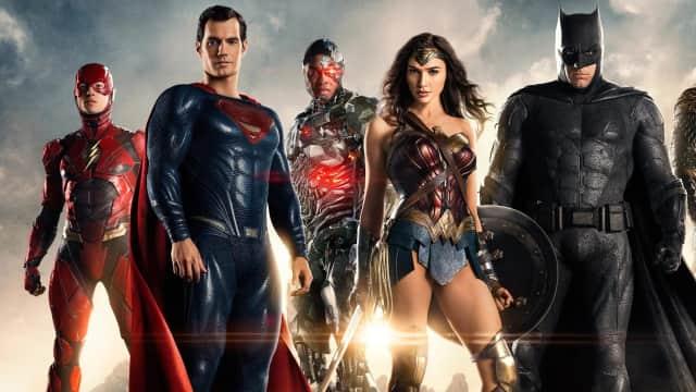 Review Film: Justice League