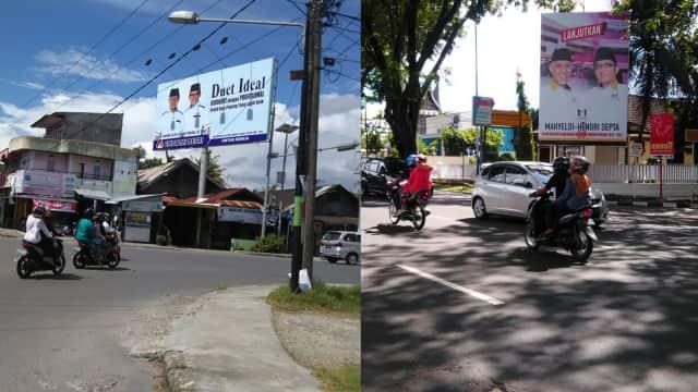 KPU Gelar 3 Kali Debat Calon Wali Kota Padang