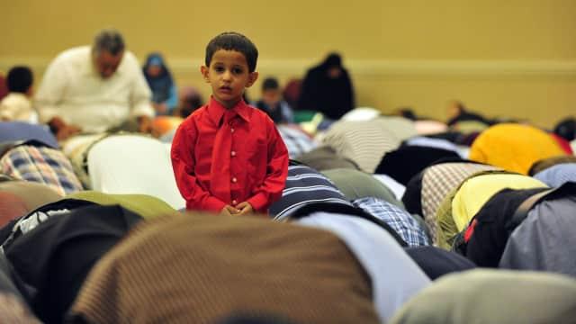 Photo Story: Muslim di Amerika Menandai Ramadhan