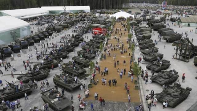 Negara-Negara Asia Terus Lakukan Modernisasi Militer