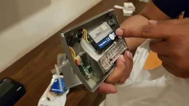 Lakukan Skimming  ATM , Duo Rumania Divonis 2 Tahun
