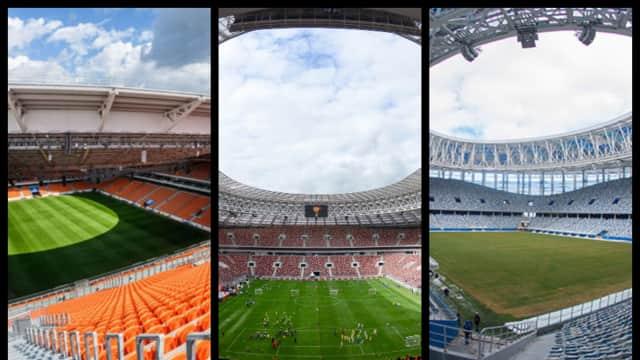 Menyimak 12 Stadion yang Digunakan untuk Piala Dunia 2018