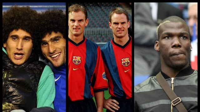 5 Pesepak Bola Eropa yang Memiliki Kembaran