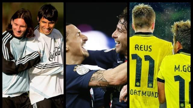 5 Bromance Pesepak Bola Eropa, Mana Favorit Kamu?