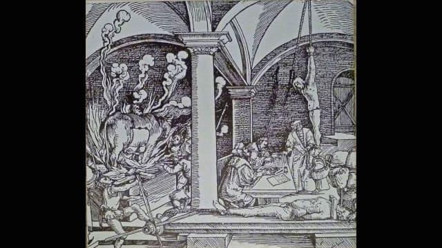 Hukuman Mengerikan Pada Zaman Dahulu