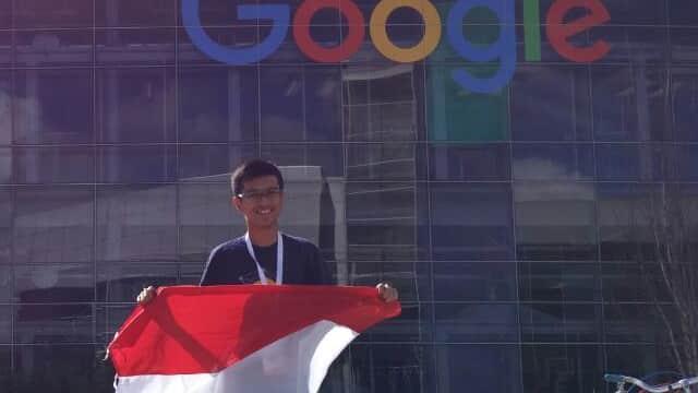 Anak Indonesia Yang Dilirik Pihak Google