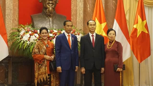 Memotret Presiden Vietnam untuk Pertama dan Terakhir Kalinya