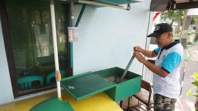 Kotoran Hewan Kurban di Bandung Diolah Jadi Biogas