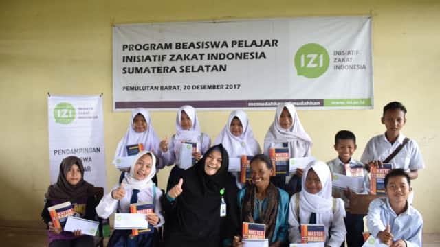 Program Beasiswa IZI Prioritaskan Pendalaman Baca Tulis Al Quran