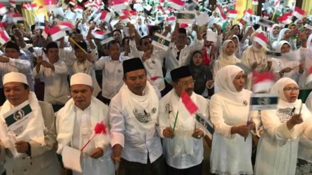 Dukung Jokowi, JKSN Malaysia Incar 1,3 Juta Suara