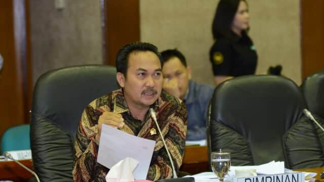 Farid Alfauzi Menghimbau Prioritas Penggunaan Kayu Lokal Bangkalan