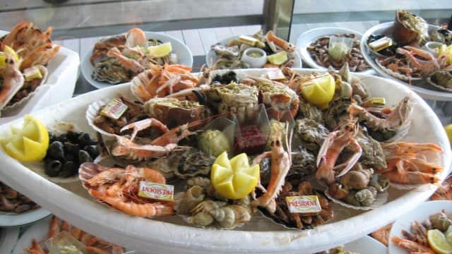 5 Makanan Laut Paling Aneh di Dunia