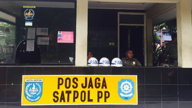 Petugas Satpol PP Akui Peran Media Bantu Pekerjaan Mereka