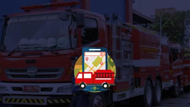Pemasangan Perangkat GPS untuk Aset Pemprov DKI