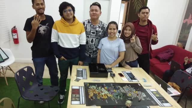 Tourney of Thrones: Main Boardgame Game of Thrones