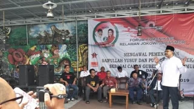 Gus Ipul Prihatin Calon Kepala Daerah Tersangka Korupsi