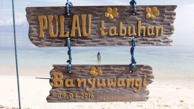 Pulau Tabuhan, Panorama Bagi Jiwa yang Merindukan Ketenangan