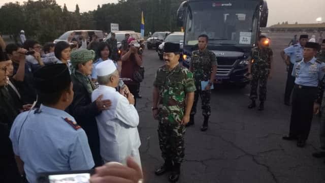 Panglima TNI: Tindakan Terorisme Bertentangan dengan Semangat Ramadhan