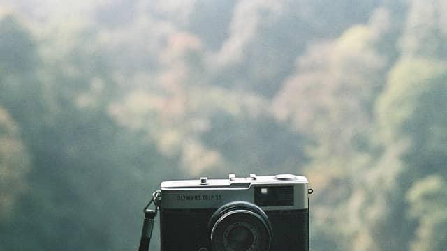 Kecanduan Kamera Klasik
