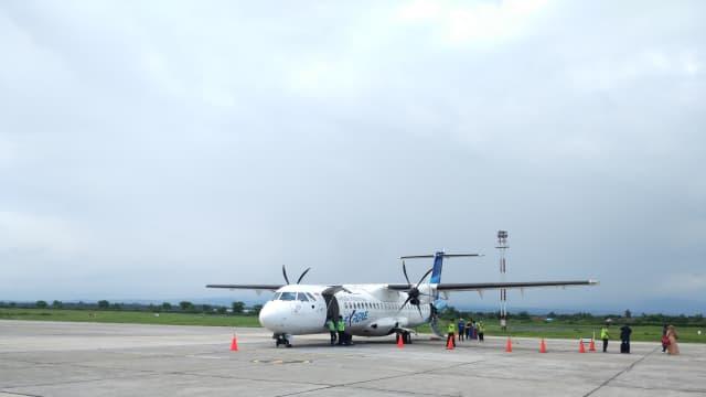 Merasakan Keunikan Bandara 'Green Airport' Pertama di Indonesia