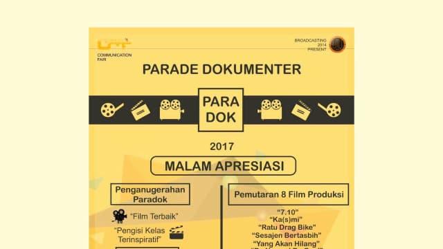 8 Film Dokumenter Kolaborasi