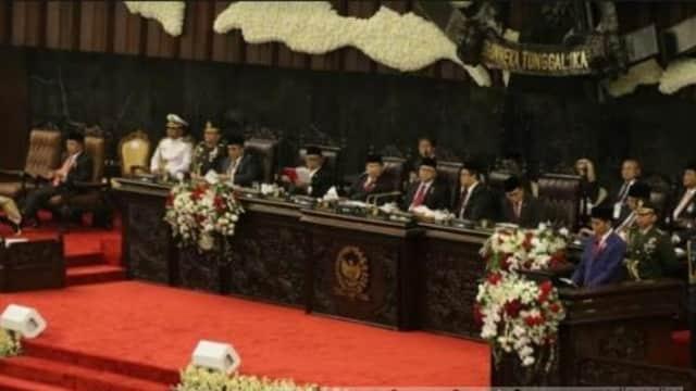 Jokowi Ingatkan Semangat Persatuan Para Pendiri Bangsa