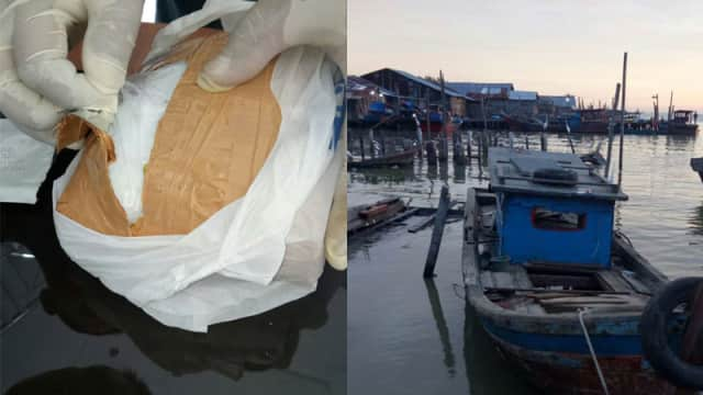 Penyelundupan 5,297 Kilogram Sabu Digagalkan di Perairan Asahan